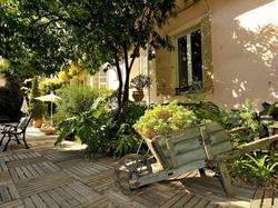 Nice garden Hôtel