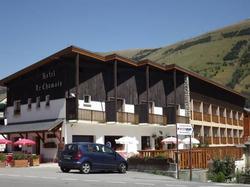 Le Chamois Les-Deux-Alpes