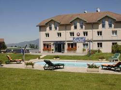 Hotel INTER-HOTEL Le Foron La Roche-sur-Foron
