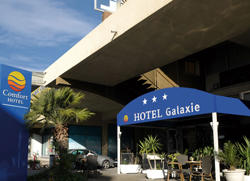 Hotel Comfort Hotel Galaxie - Saint Laurent du Var Saint-Laurent-du-Var