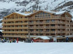 Hotel Grand Paradis Val-d\'Isère