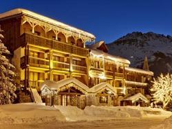 Chalet Hotel Les Sorbiers Val-d\'Isère