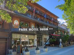 Park Hotel Suisse & SPA - Hotel