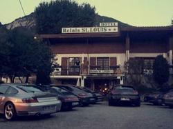 Hotel Relais Saint Louis Saint-Martin-Vésubie