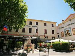 Hotel Logis Le Relais Imperial Saint-Vallier-de-Thiey
