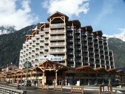 HOTEL ALPINA CHAMONIX-MONT-BLANC