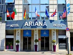 Hotel Ariana Villeurbanne