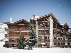 HOTEL ALTITUDE Val-d\'Isère