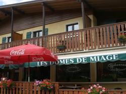 Hôtel Les Dômes de Miage Saint-Gervais-les-Bains