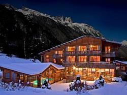 Hôtel Le Jeu de Paume Chamonix-Mont-Blanc