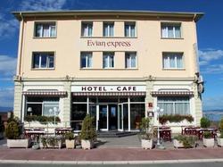 Hotel Hôtel Evian Express - Terminus Evian-les-Bains