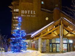 Hôtel Le Royal Ours Blanc Alpe-d\'Huez