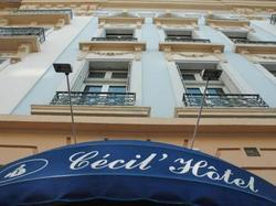 Cecil hotel Metz