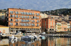 Welcome hotel Villefranche-sur-Mer