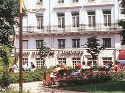 Best Western Grand Hotel de LUnivers Amiens