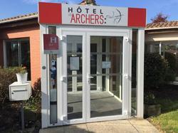 Hôtel Les Archers Chambretaud