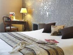 Inter-hotel Les Tilleuls Bourges