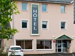 Hotel First Rodez Rodez