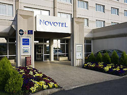 Hotel Novotel Bourges LE SUBDRAY