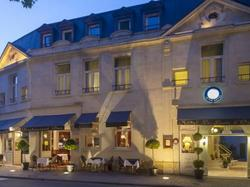INTER-HOTEL Le Lion dOr Chinon