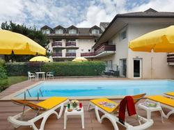 INTER-HOTEL Arc en Ciel Thonon-les-Bains