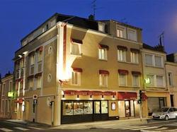 Logis Hotel Le Continental Châteauroux