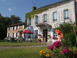 Hôtel Restaurant La Sauldraie Salbris