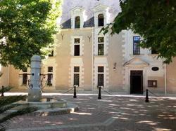 Château de la Ménaudière Chissay-en-Touraine