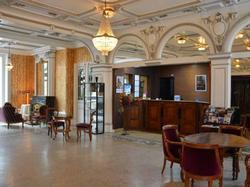 Qualys-Hotel Terminus Bourg-en-Bresse