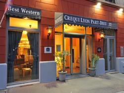 Best Western Créqui Lyon Part Dieu