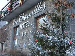 Hôtel Les Charmilles Besse-et-Saint-Anastaise