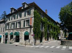 Hôtel des Messageries Arbois