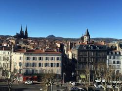 Hotel Best Western Plus Hôtel Des Puys Clermont-Ferrand