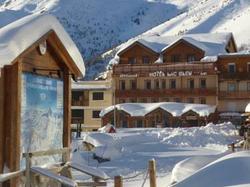 Hotel Lac Bleu 1650 Saint-François-Longchamp