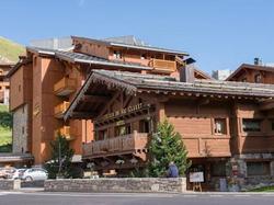 Hotel CGH LEcrin Du Val Claret Tignes