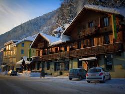Le vert hôtel Chamonix-Mont-Blanc
