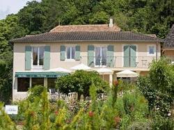 Hôtel-Restaurant Côté Rivage Badefols-sur-Dordogne