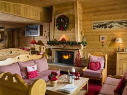 Chalet Hotel Ours Blanc Les Gets