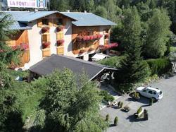 Hotel La Fontaine Les Houches