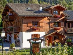 Hotel Auberge le Montagny Les Houches