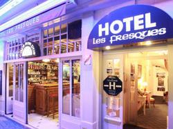 Hotel Les Fresques Agon-Coutainville