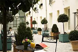 Hotel Suites Unic Renoir Saint-Germain Paris
