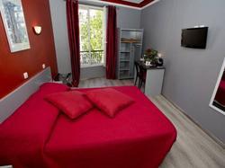 Hotel Hipotel Paris Voltaire Bastille : Hotel Paris 11