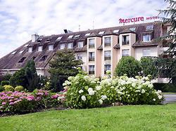 Hôtel Mercure Deauville Pont lEvêque Saint-Martin-aux-Chartrains