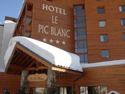 Le Pic Blanc Alpe-d\'Huez