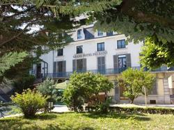 Logis Grand Hôtel Des Bains Salins-les-Bains