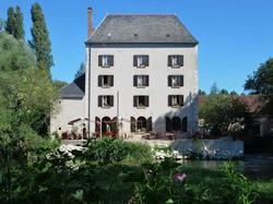 Hotel Logis Le Moulin Fleuri Veigné