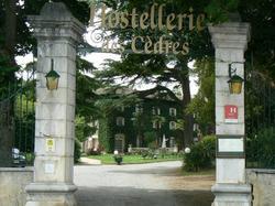 Hotel Hostellerie des Cèdres Villeneuve-de-Rivière