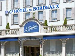 Best Western Grand Hotel De Bordeaux Aurillac