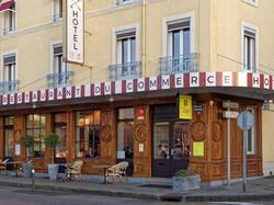 Logis Hôtel Du Commerce Autun